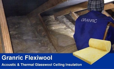 granric flexiwool fiberglass insulation