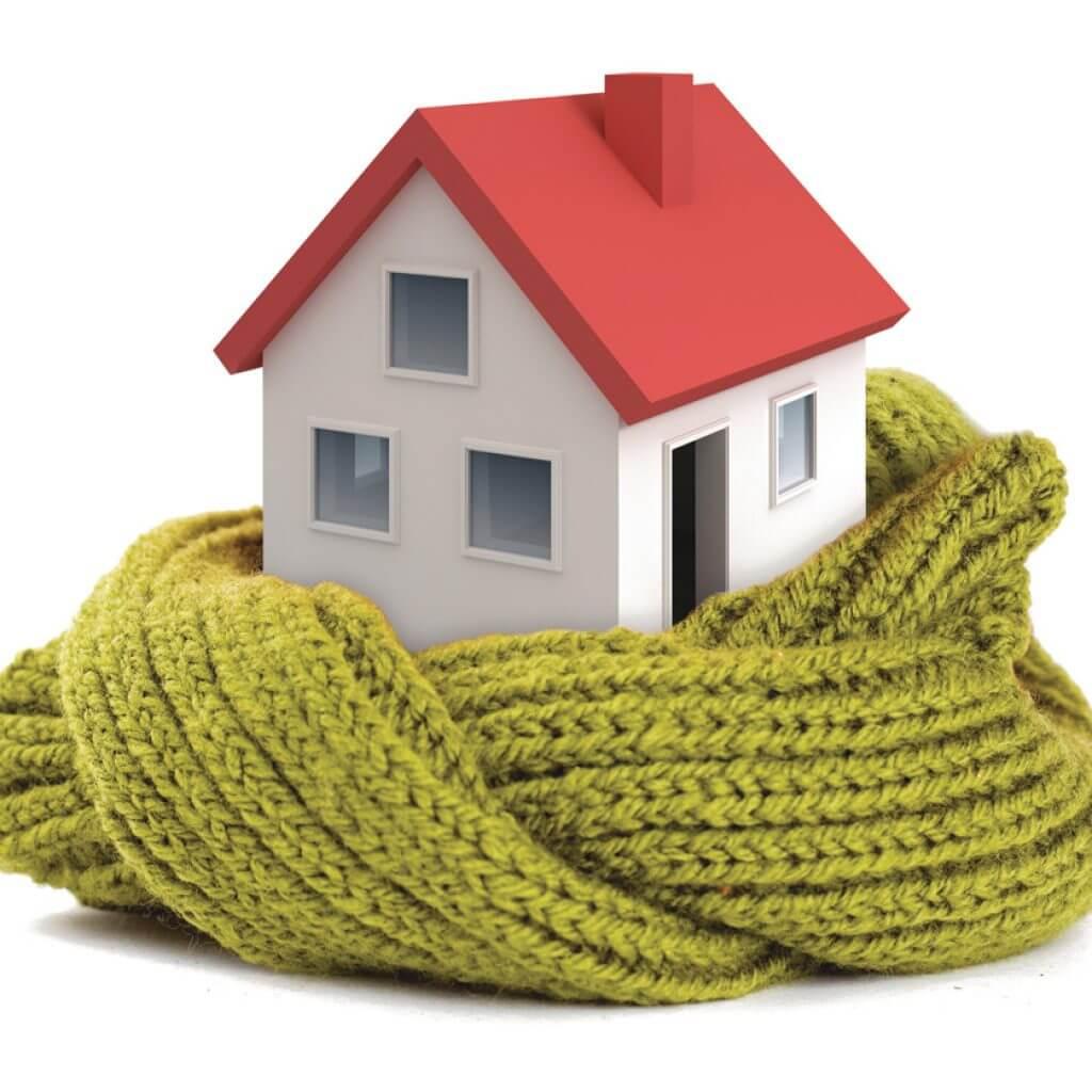 House insulation 52