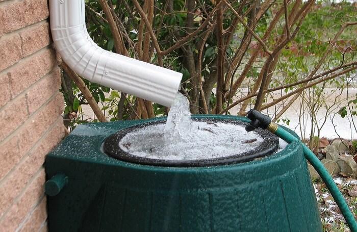Rainwater Harvesting and Storage Tanks