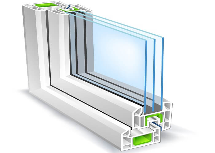 double glazing in south africa and triple glazing