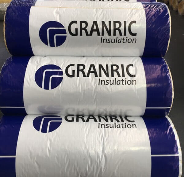 100mm granric insulation